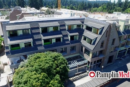 VIDEO: Pamplin Media, Transforming the Wizer Block in downtown Lake Oswego, July 2017